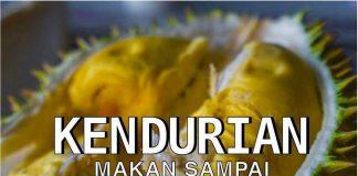 Pesta Durian Kendurian 2017