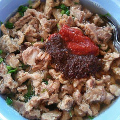 Kak Mah Bihun Sup