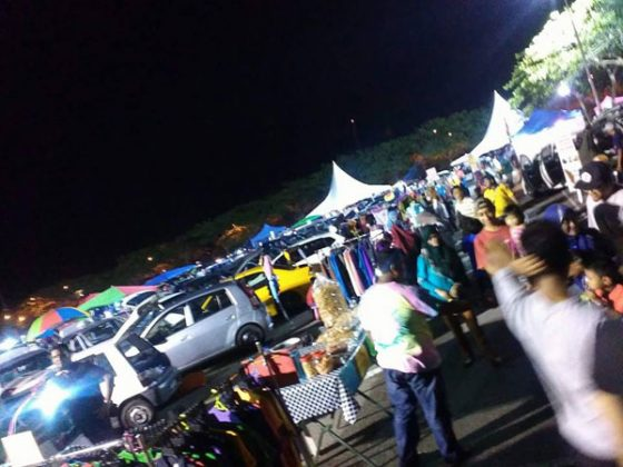 Car Boot Sale UTHM