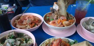 Mee Kuah Sungai Tengas