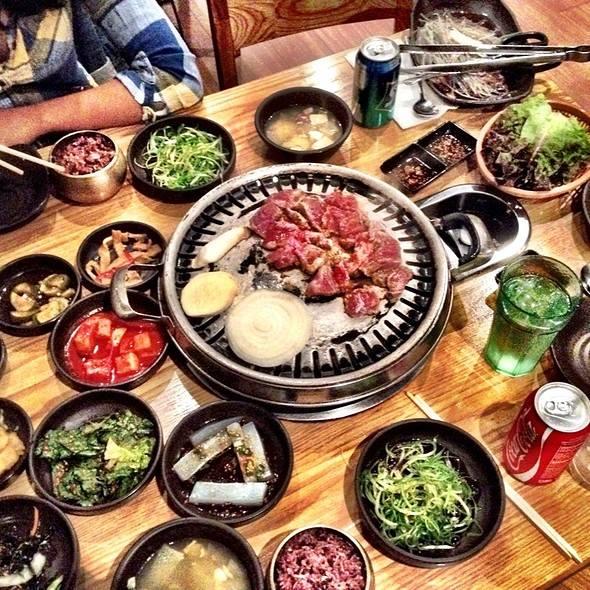 Restoran Bangi Dong Sediakan Makanan Asli Korea Halal