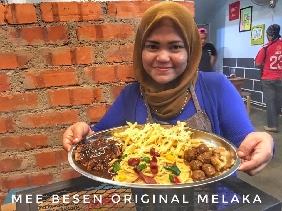 Mee Besen Ori Melaka