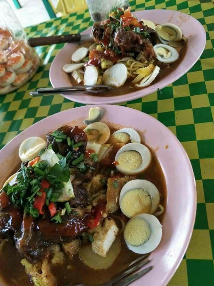 Pak Koq Mee Kuah Tulang