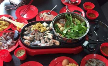 Rot Thai Buffet Steamboat & Grill