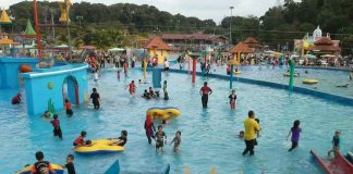 Kubang Gajah Mini Waterpark