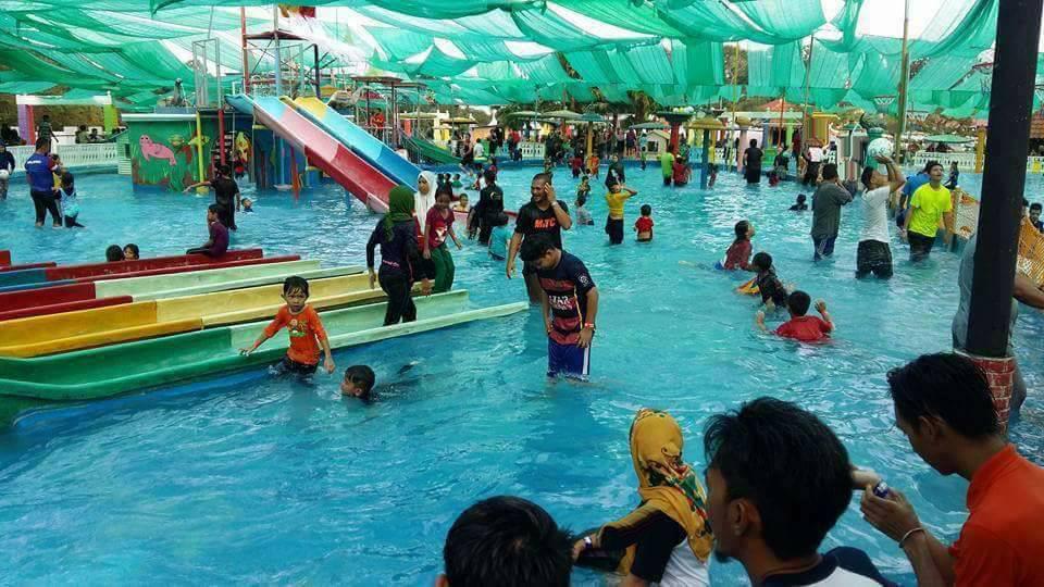 Kubang Gajah Mini Waterpark