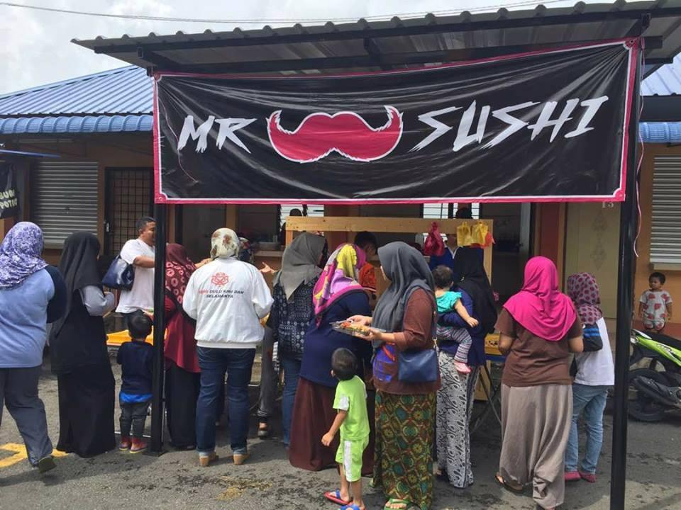 Mr Sushi Temerloh