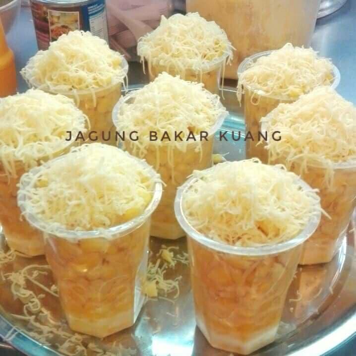 Jagung Cheese Selambak