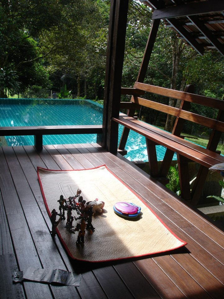 Glamgoat Aman Dusun Farm Retreat