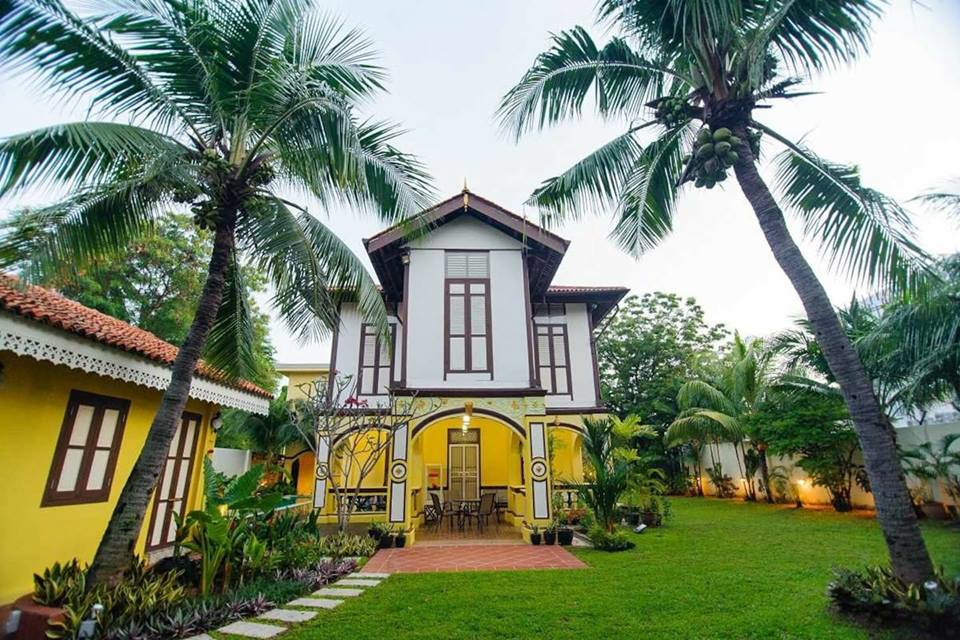 Casugria Boutique Heritage Residence