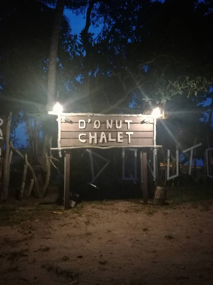 D'Qnut Chalet