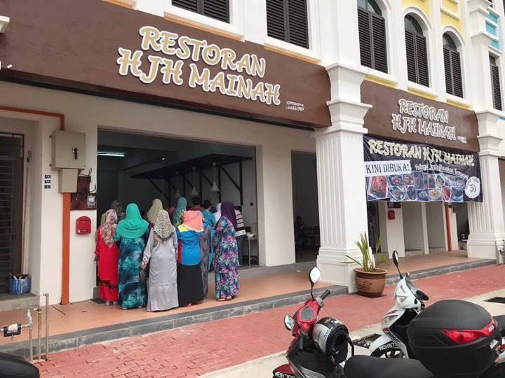 Restoran Hjh Mainah