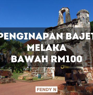 Penginapan Murah Melaka