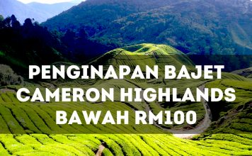 Penginapan Murah Cameron Highlands